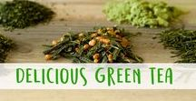 Delicious Green Tea / Everything you could want about delicious green tea (excluding matcha - we have a separate board for that!).