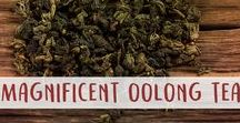 Magnificent Oolong Tea / One of the oldest and most celebrated forms of tea in China, oolong tea is a rich, beautiful and varied brew.