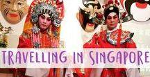 Travelling in Singapore / Join us for our travels and photos around Singapore, as well as some great Singapore culture repins~
