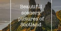 Beautiful scenery pictures of Scotland / Scotland is one of the most visited place on this planet. Over 15 million people visit every year to this awesome place. Here are some beautiful scenery pictures which will inspire you to visit Scotland.