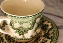 Tea Time / Tea is always a good idea.