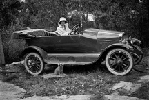 Fun on wheels / Historic images of cars and other vehicles.