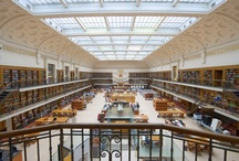 Discovering the Mitchell Library / Opened in 1910, the Mitchell Library holds significant collections of Australian and Pacific material, including the original journals of Abel Tasman, James Cook and Matthew Flinders.