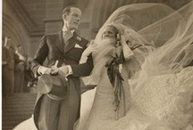 Here comes the Bride / A selection of photographs of weddings in Sydney in the 1930s from the State Library of New South Wales' collections where women's wedding fashion is on show.