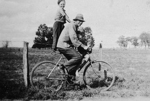 Two Wheel Fun / Historic and current images of bicycles.