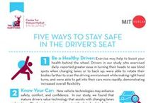 Safe Driving For A Lifetime / by For A Lifetime Blog