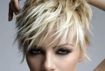 Short cut / Come & Rock one of these short hairstyles @ Hillary's NYC Soho Salon