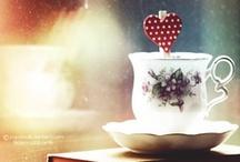 coffe or tea time / lucky cup, cofee or tea time