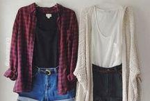 tøjstile / efterår,vinter, forår, sommer tøj