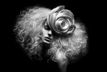 Fantasy/Avant-Garde Hair  / by Sadie Mei