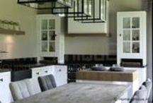 Home-Unique Kitchens / www.home-unique.nl. Interior design