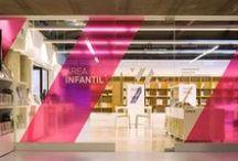 Décoration de bureaux - Best Environmental graphics - / - Environnement de travail : #décoration de #bureaux et graphismes d'environnement - Environmental graphics & #workplace graphics