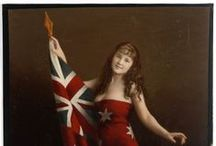 Celebrating Australia Day / Looking at how Australians have celebrated on 26 January over the past century.  Includes images from the collections of the State Library of New South Wales, and information from other sources about Australia Day.