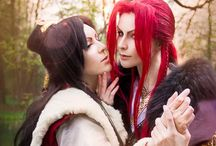Cosplay by Kohaku No Yume / Cosplay by me and my friend Soubi