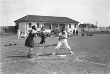 Play Ball! / Historic images of baseball in Australia. From the collections of the State Library of New South Wales.