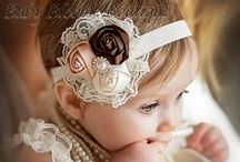 Flower Girl Sashes and Accessories