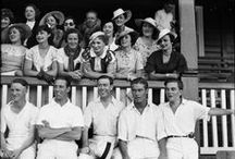 In the Crowd / Historic images of crowds at cricket and other sporting events. From the collections of the State Library of New South Wales.