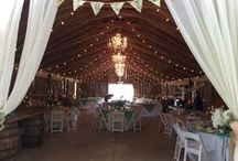 Receptions at The Barn
