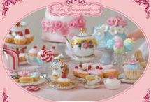 Sweets miniatures by Lille Princesse