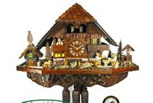 Original cuckoo clocks from the Black Forest / Cuckoo clocks traditionally and modern. All hand-crafted, all original from the Black Forest. Kuckucksuhren von traditionell bis modern, alle handgefertigt, alle original aus dem Schwarzwald