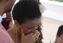 Larmes de joie… / Les photos des mariés ou d'invités qui pleurent de joie et d'émotion…