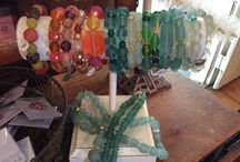 Jewelry at the Christmas Barn