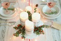 Jul / juleaften, tøj, pynt, mad, gave ideer osv.