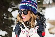 Up in the mountains / It doesn´t matter if you are a fan of skiing, snowboarding, cross country skiing or sledding, if you are wearing cool outfits during your favourite winter sports activity it definitely makes more fun!