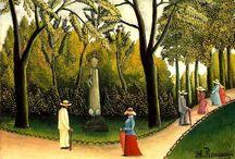Henri Rousseau 1844-1910 / by Ipek's Archives