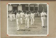 International Cricket / Celebrating the 2015 ICC Cricket World Cup with a collection of historic international cricket images from the State Library of New South Wales.