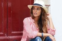 Stripes ahead I SS15 / From Neapolitan graphic bold, to deckchair easy, or a playful chaos of combinations, this season it's time to explore stripes to the full. Break away from your troubles on land and head out to the sea – French Riviera chic and a strong nautical influence are here to stay.