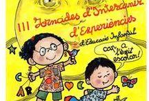"""III Jornades d'Infantil (Cefire de Castelló) 2015 / Al mes de juny es celebraran les """"III Jornades d'Intercanvi d'Experiències d'Educació Infantil"""" a la Facultat de Ciències Humanes de la Universitat Jaume I a Castelló. Cap a l'èxit escolar!"""