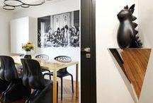 Paris - Courcelles / Décoration design arty