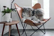 Poef/bank/stoel