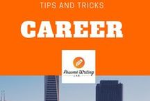Career / Everything about job search: resume wrtiting, cover letter bulding, CV tailoring, creating of LinkedIn Profile