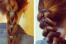 T@ng|€d / Hair dos