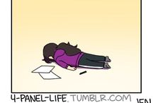 I fail at life / Everything here is exactly me