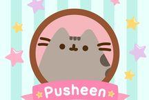 Pusheen is life / Praise Pusheen the cat