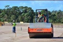 SWA Landfill Liner Construction 2015
