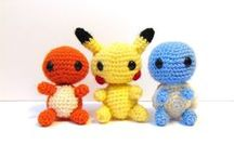 My Amigurumi / Cute, small, coloyrful - amigurumi in the flesh :) Or rather - in the yarn :D neitinovelties.pl