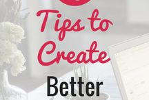 How to blog better / Tips on blogging, prompting posts and setting up the basics