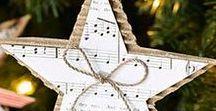 Świąteczne zawieszki do prezentów / Inspiracje