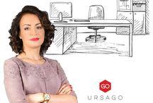 UrsaGO - Biurowe Rewolucje / Inspiruj innych, twórz dobrze zorganizowaną administrację. Planuj, zarządzaj, pomagaj i twórz efektywne biuro.
