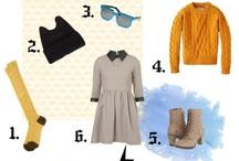 Moods of fashion