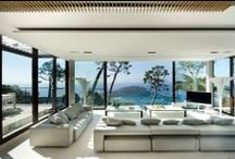 Love that Interior & Artchitectural Design! / Home is bringing the inside out and the outside in!