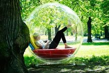 Your happy place / Book reading nooks and secret spaces