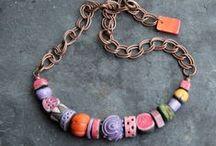 Ginkgo et Coquelicot / The jewelry I make...