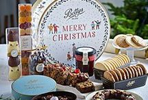 Bettys Christmas Gift Boxes & Hampers / Hand-picked items chosen to surprise and delight, presented in beautiful boxes and hampers
