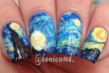 Fierce Nail Art