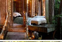 Forts & Nooks / A magical place